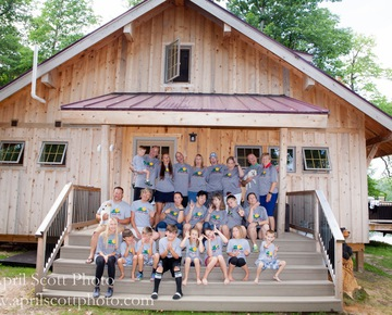 Family Reunion | Cabins in Michigan