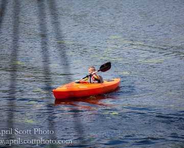 Kayaking Fun | Family Reunion Locations