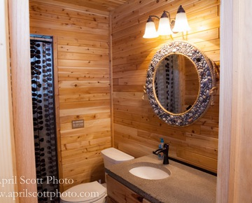 Bathrooms | Cabins in Michigan