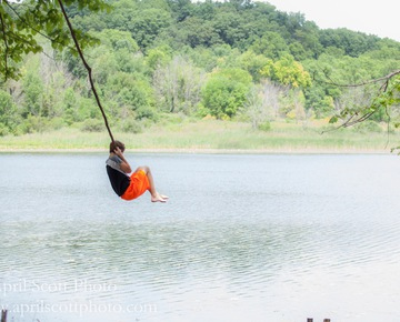 Rope Swing | Family vacations