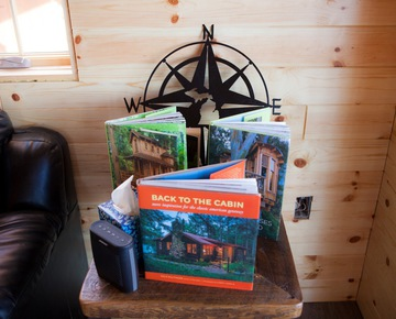Cabin Books | Cabins for rent in Michigan