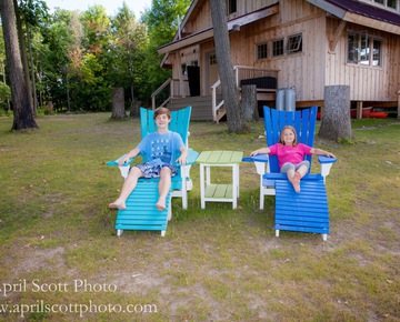 Put up Your Feet and Relax! | Eco cottages