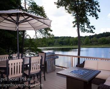 Out on the Patio | Wedding destinations