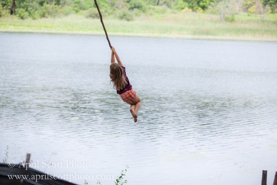 Rope Swing | Eco Resort