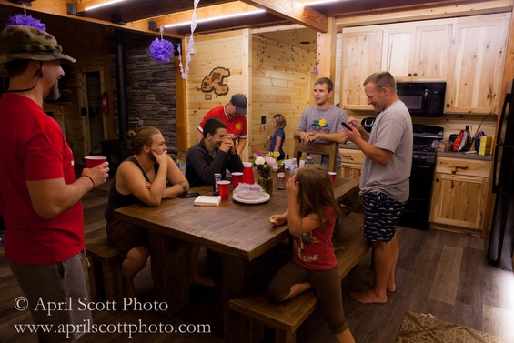 Celebrate Your Birthday on the Island! | Eco cottages